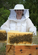 Rebecca Laws Bee Biosecurity Officer Qld