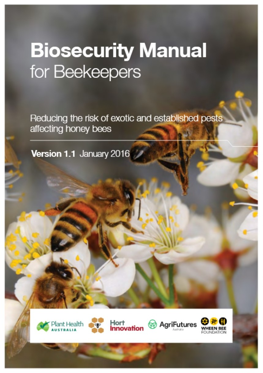 Biosecurity Manual for Beekeepers