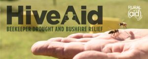 HiveAid Beekeeper Drought and Bushfire Relief